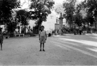 Lucena Entrada Paseo Rojas 1954