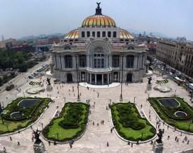 El Instituto Nacional de Bellas Artes