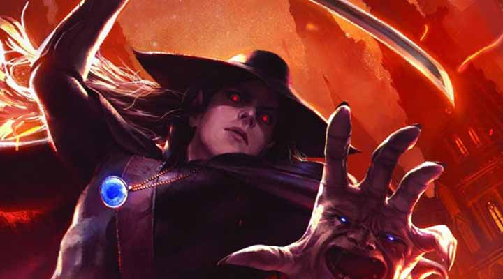 Vampire Hunter D - Stranger Comics