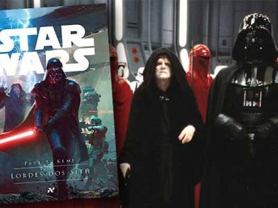 Star Wars: Lordes dos Sith