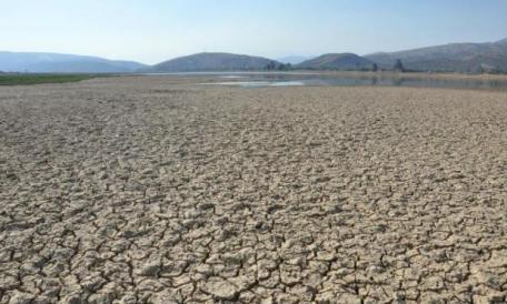 Última seca tão grande foi em 1910 / Foto: AFP