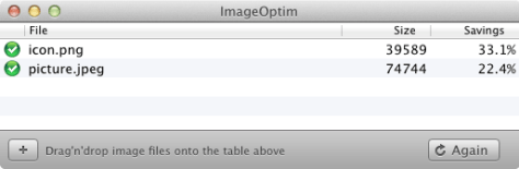 ImageOptim Screenshot