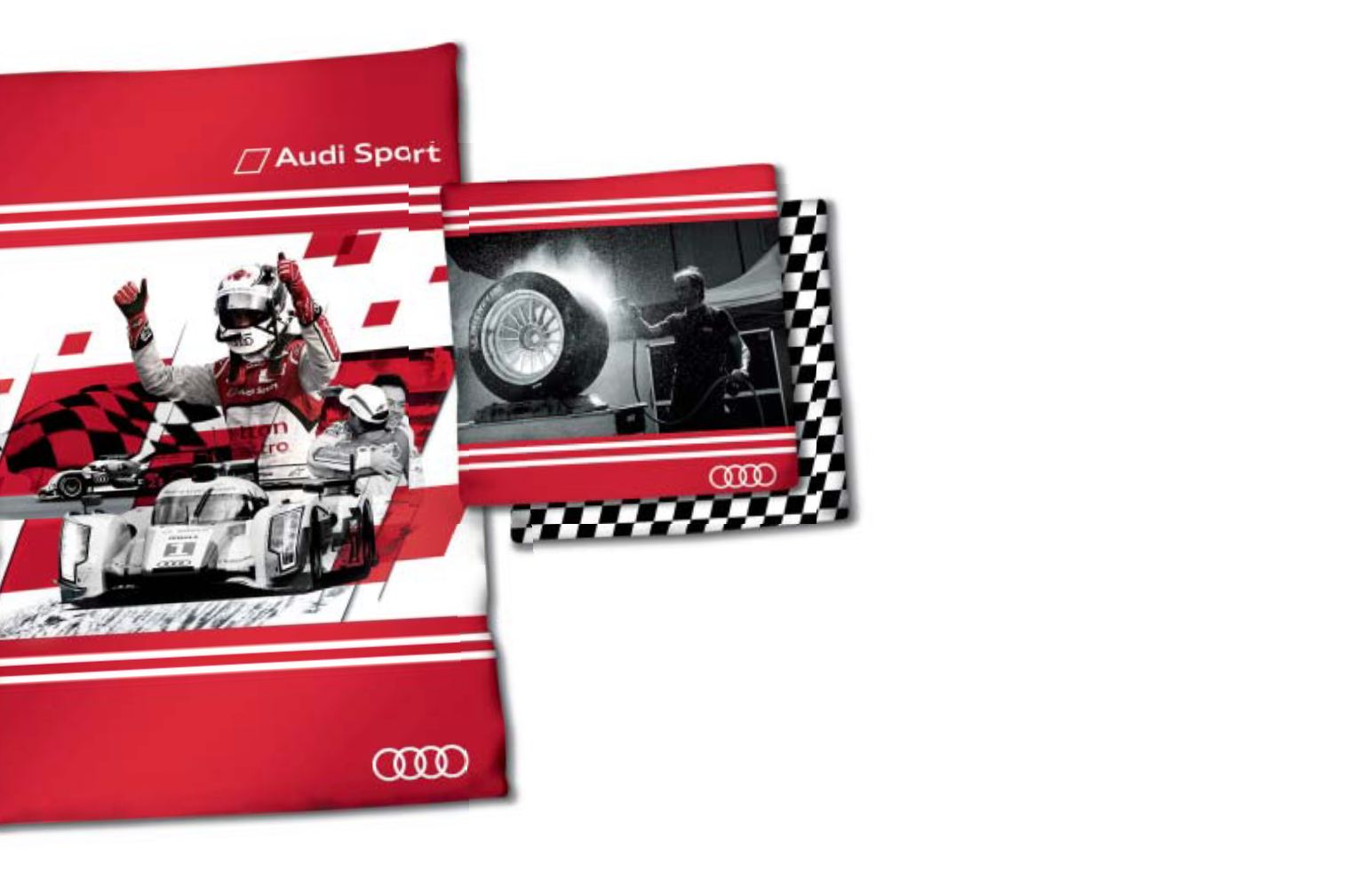 Audi Bettwäsche Audi Sport Collection