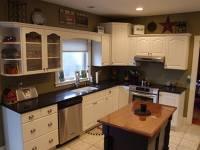 KItchen Refacing Before and After Photos by Robert Stack