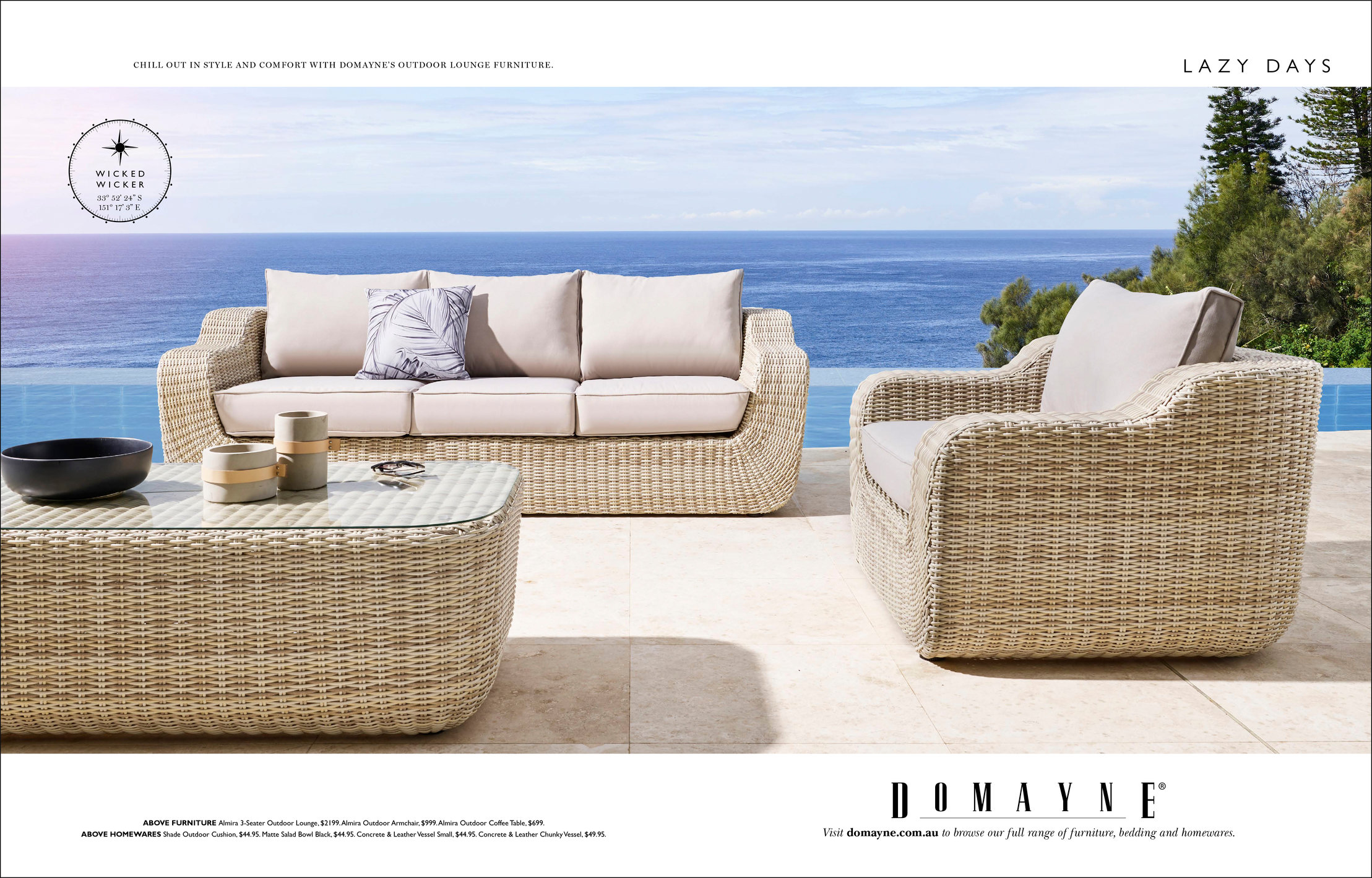 Domayne Furniture Fabric Lounges Domayne Bauer Creative