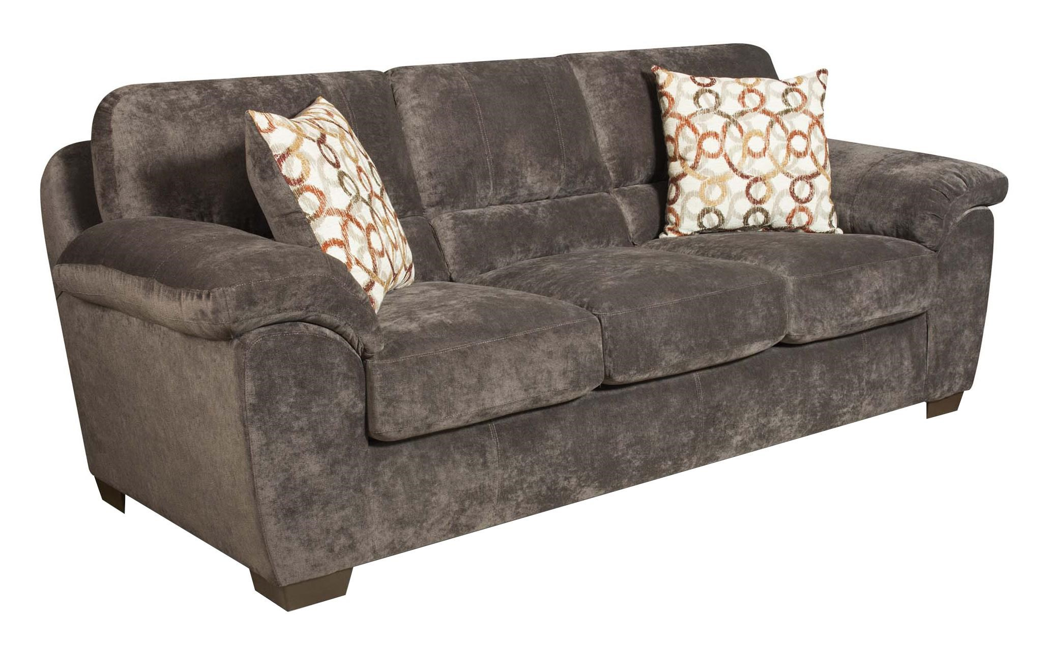American Sofa Images 5450 Casual Sofa By American Furniture At Van Hill Furniture