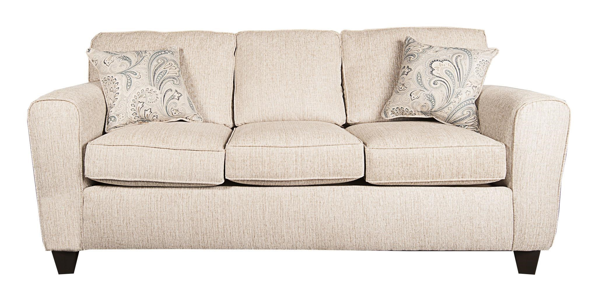 Two Sided Sofa Rexanna Traditional Sofa With Accent Pillows By Morris Home Furnishings At Morris Home
