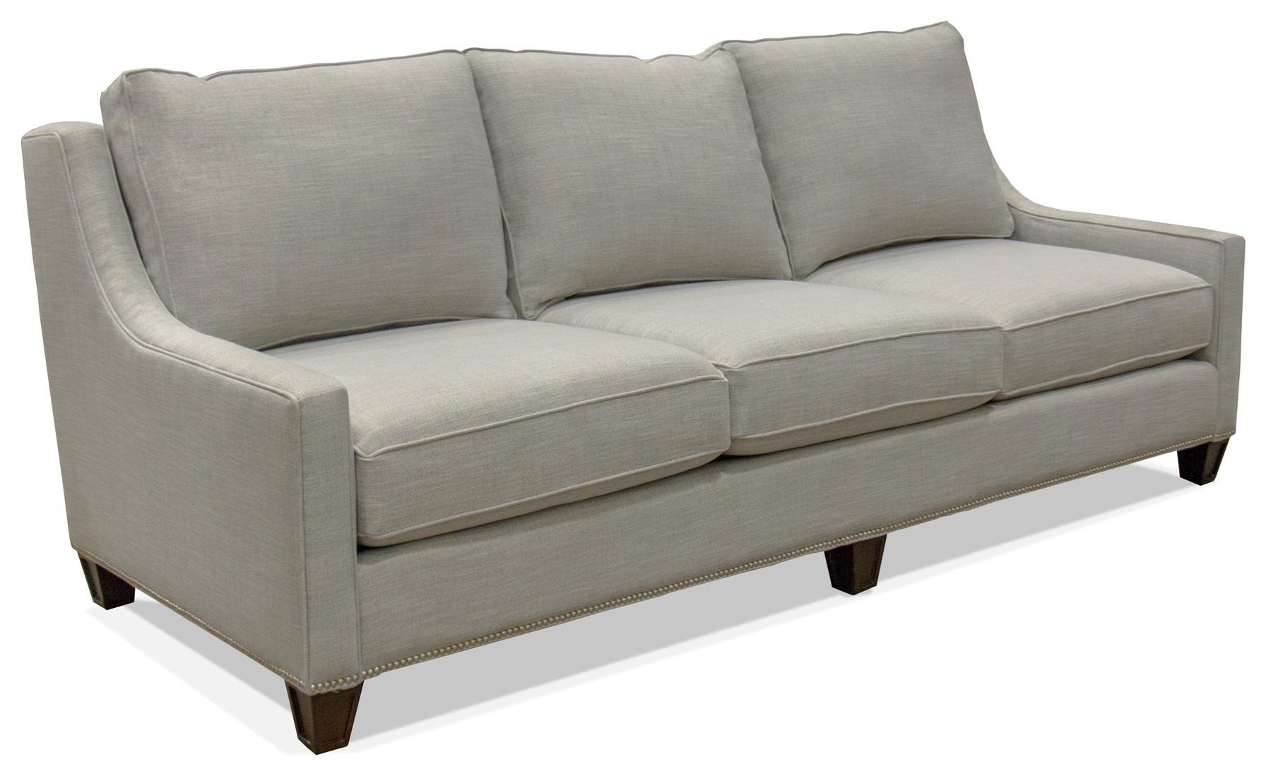 Sofa Outlets Exeter Exeter Sofa By Bassett At Great American Home Store