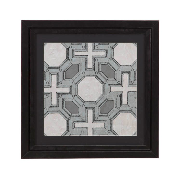 Caisson Metal Belgian Luxe Caisson I By Bassett Mirror At Miller Home