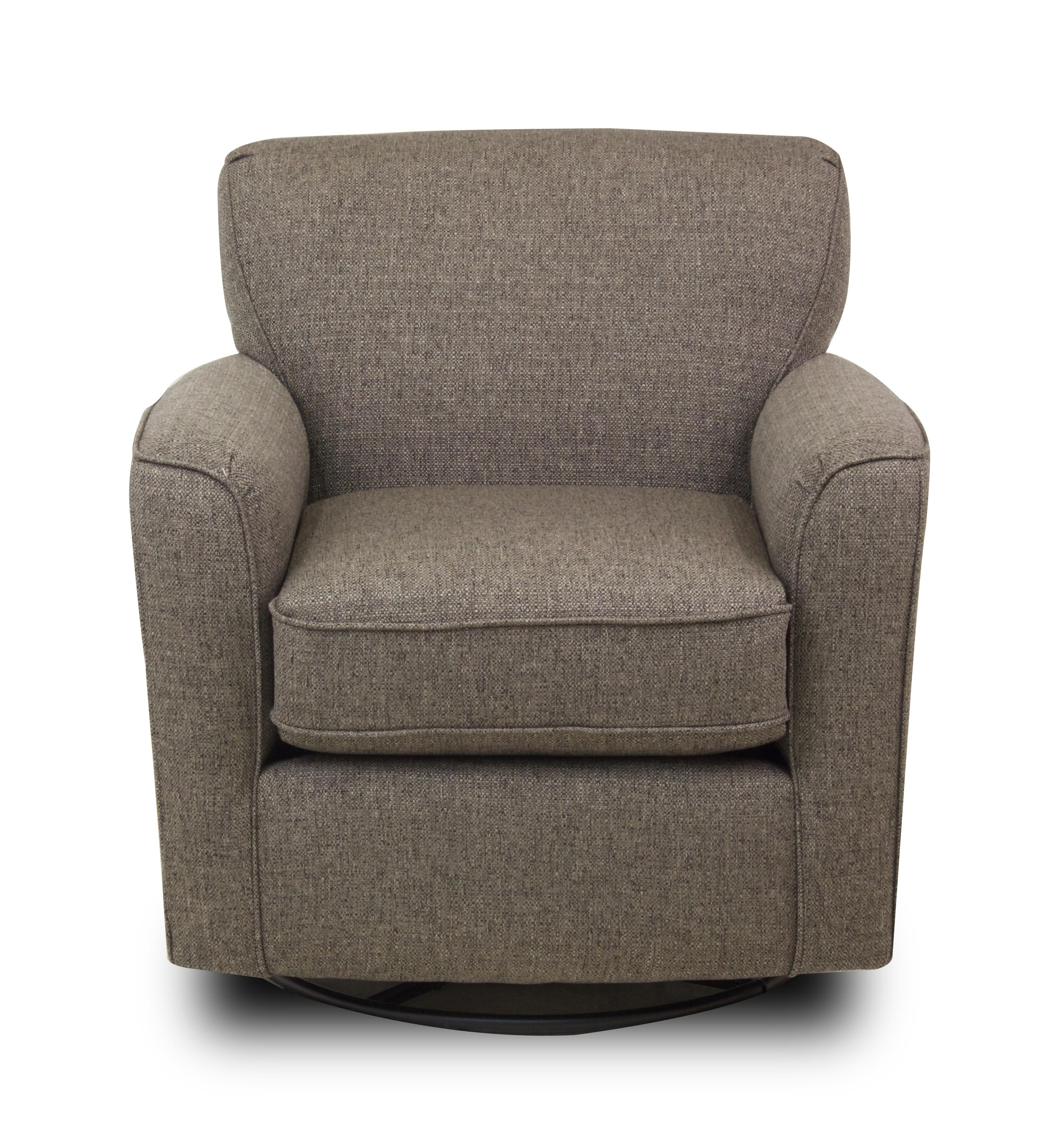 Chairs Comfortable Swivel Glide Chairs Kaylee Swivel Barrel Arm Chair By Best Home Furnishings At Ruby Gordon Home