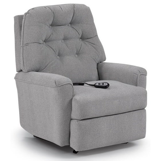 Best Rated Small Recliners Best Home Furnishings Petite Recliners 1aw49 Cara Rocker Recliner