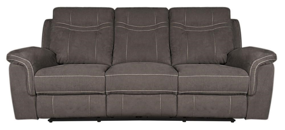 Sofa Modern Pratt Modern Power Reclining Sofa With Power Headrest By Morris Home At Morris Home