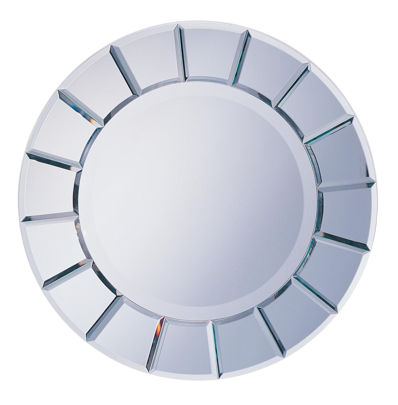 Sun Shaped Mirrors Accent Mirrors Round Sun Shape Mirror By Coaster At Dunk Bright Furniture