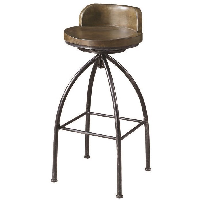 Metal Stools Dining Chairs And Bar Stools Swivel Counter Stool With Metal Base By Coaster At Dunk Bright Furniture