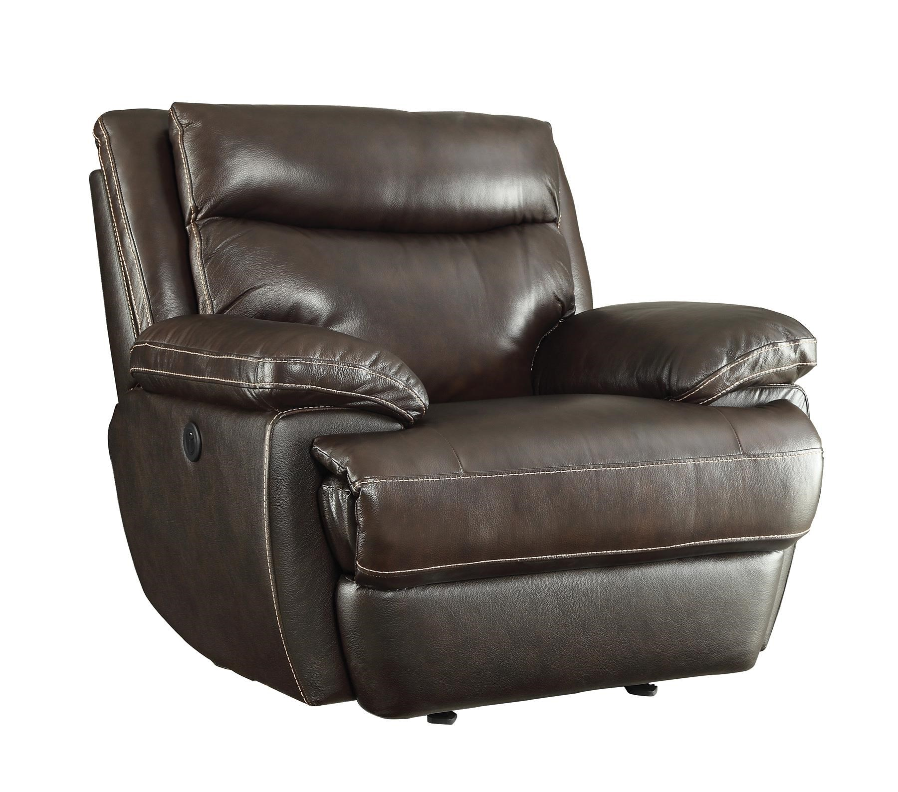 Sofa Relax Con Usb Macpherson Casual Power Recliner With Built In Usb Charging Port By Coaster At Dunk Bright Furniture