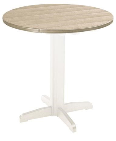 Round Plastic Tables Tt0 Round Top Tables Pub Table By C R Plastic Products At Dunk Bright Furniture