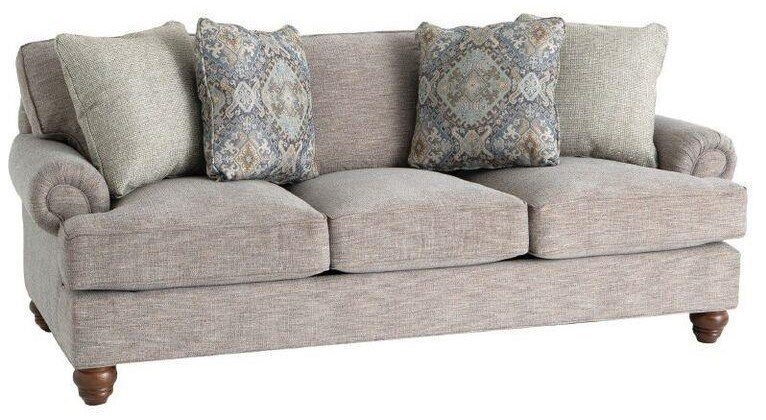 Conrad 3 Seater Sofa C9 Custom Collection Customizable 3 Seat Sofa By Craftmaster At Darvin Furniture