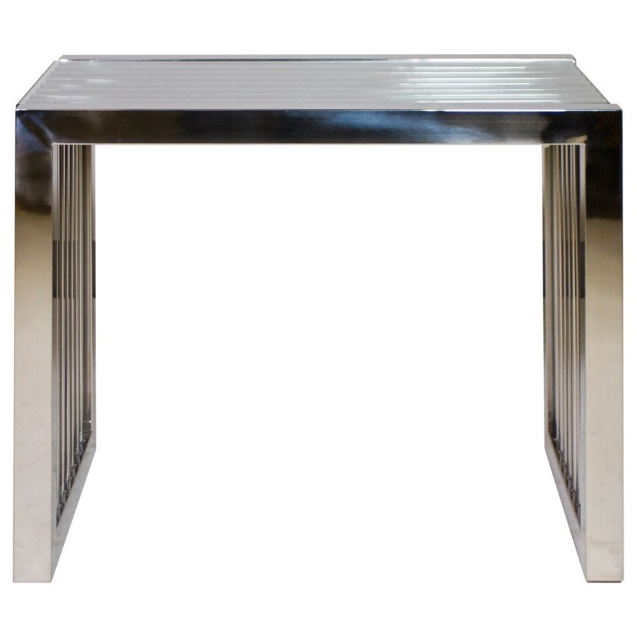 Settee End Table Soho End Table By Diamond Sofa At Red Knot