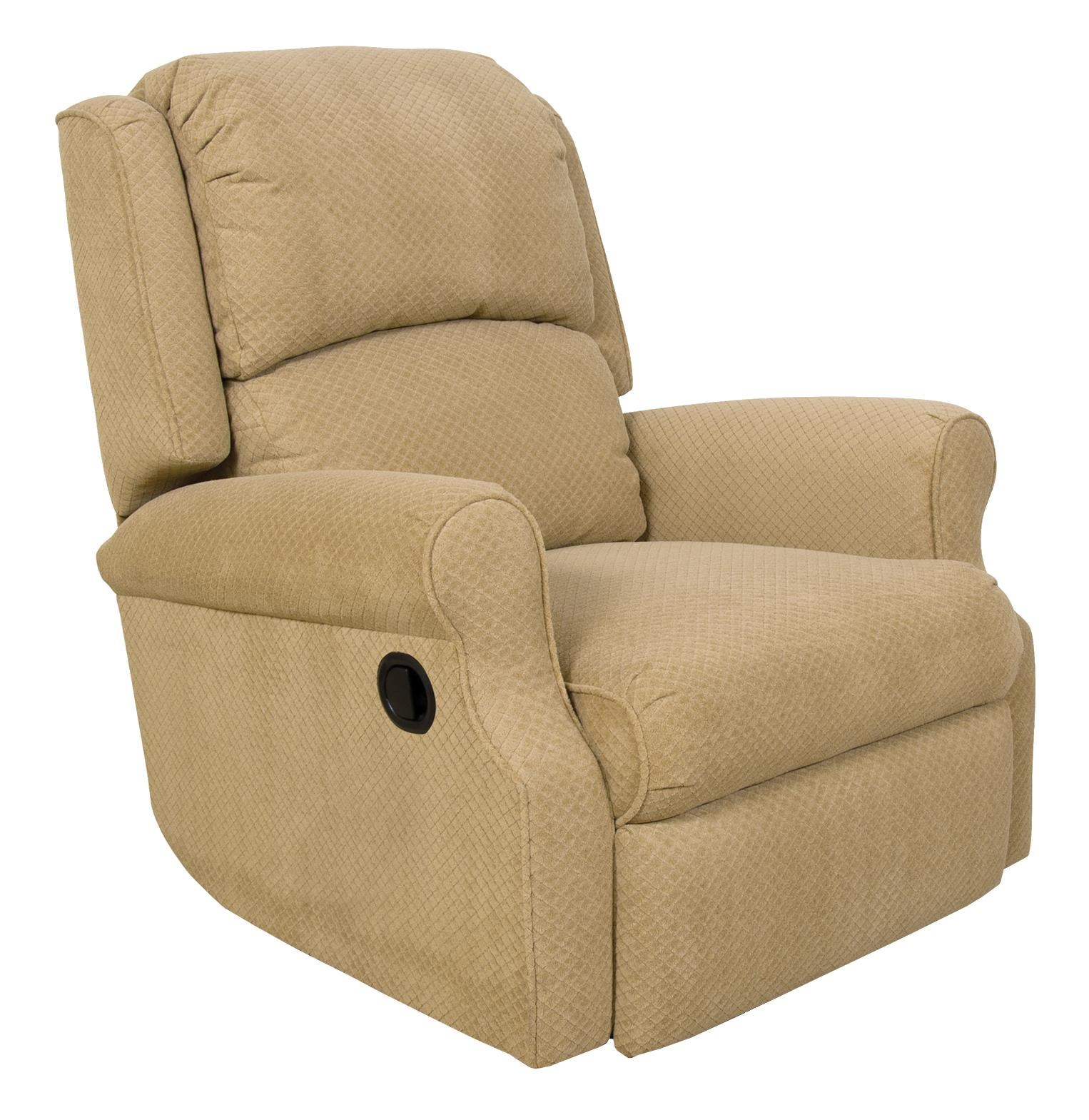 Recliner Jordan Furniture England Marybeth Comfortable Rocker Recliner With Power For Living