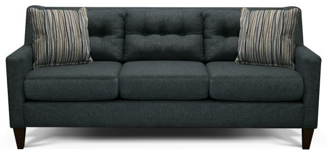 Contemporary Couch Brody Contemporary Sofa By England At Van Hill Furniture