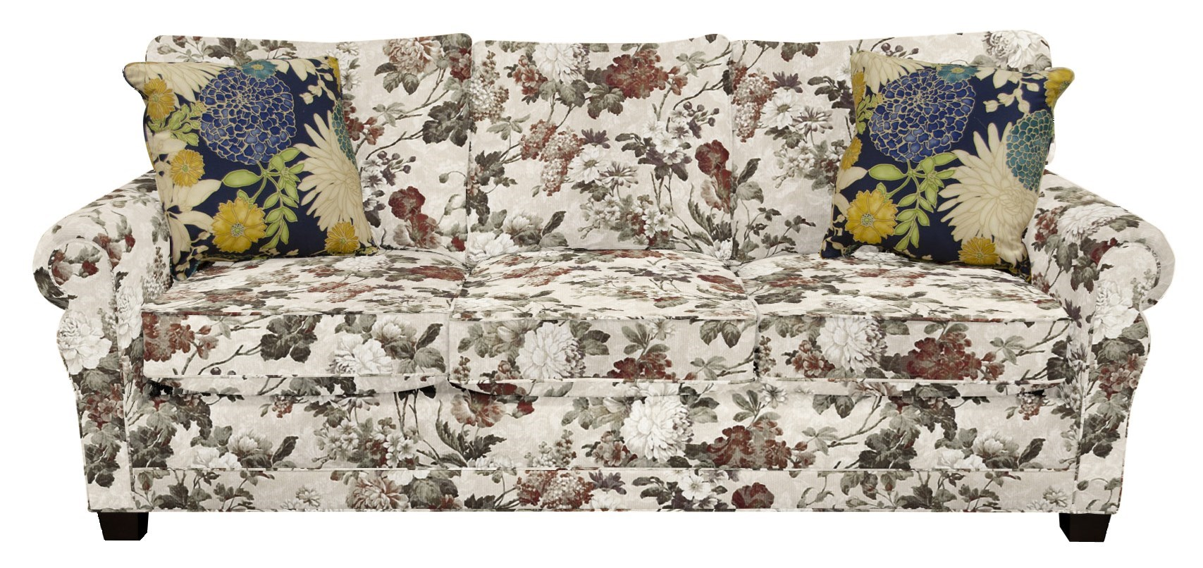 Sofa Outlet Paisley Lorand Living Room Sofa With Traditional Style By England At Efo Furniture Outlet