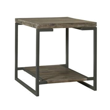 Structure Table Fairmont Designs Structure S2178 02 Modern Industrial End Table
