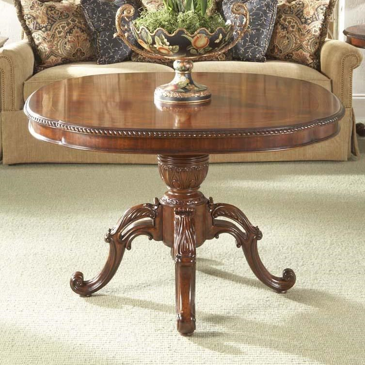 Center Table Ideas For Living Room Fine Furniture Design Antebellum Traditionally Crafted Living Room