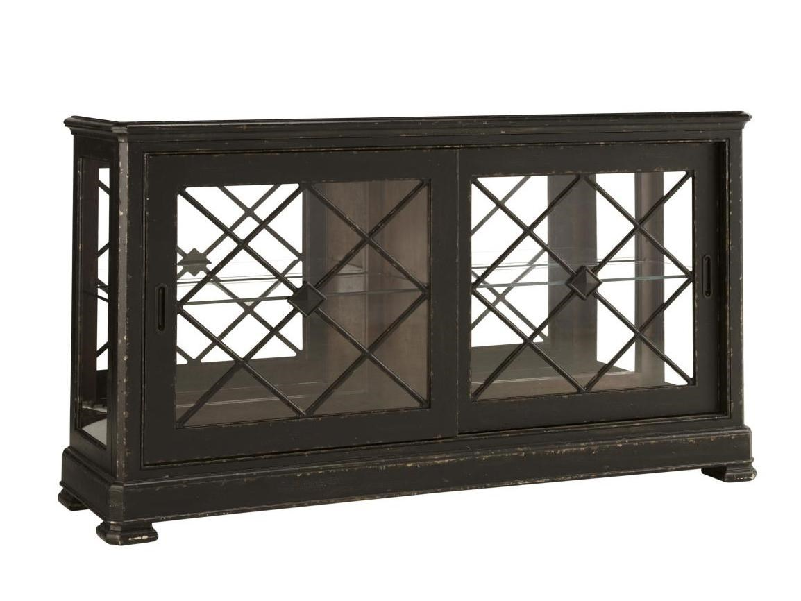 Sideboard Vitrine Michael Harrison Collection Biltmore Vitrine Base With Lighted