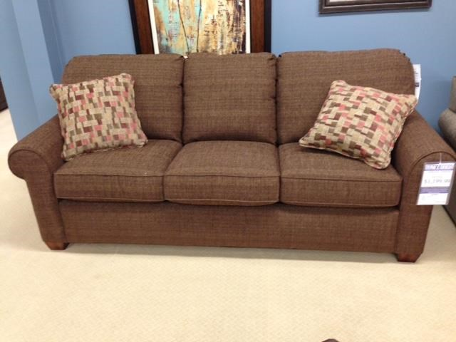 Queen Sofa Bed Thornton Queen Sleeper Sofa By Flexsteel At Dunk Bright Furniture
