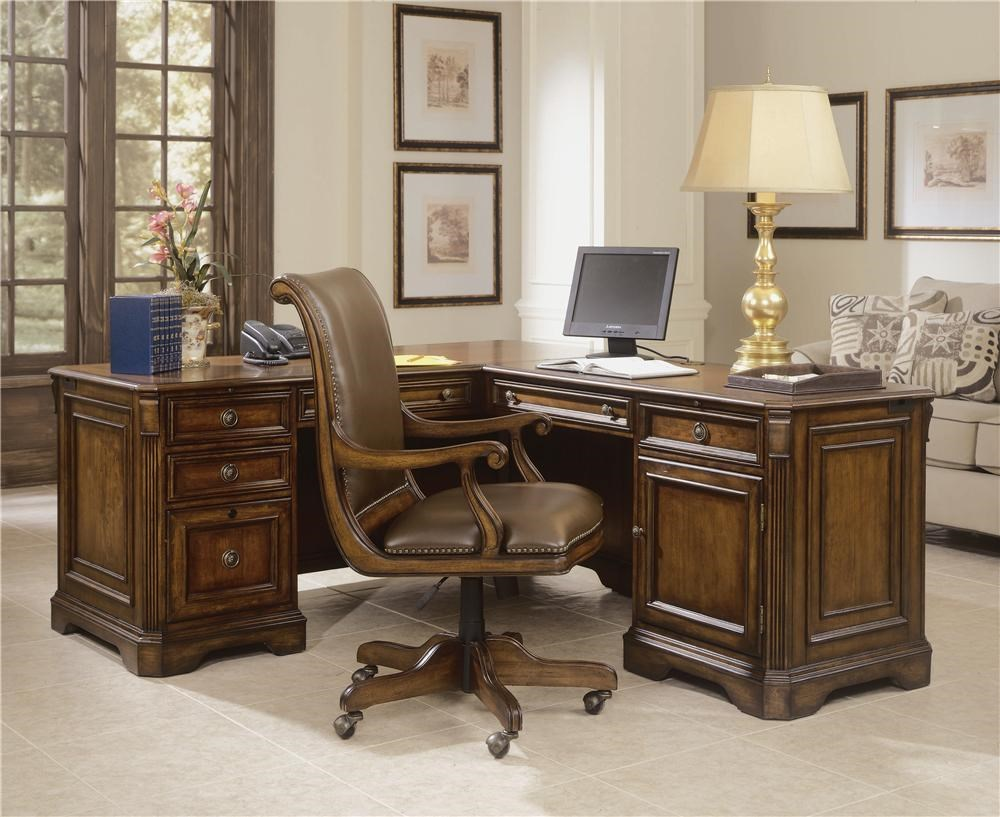 Executive L Shaped Desk Brookhaven Executive