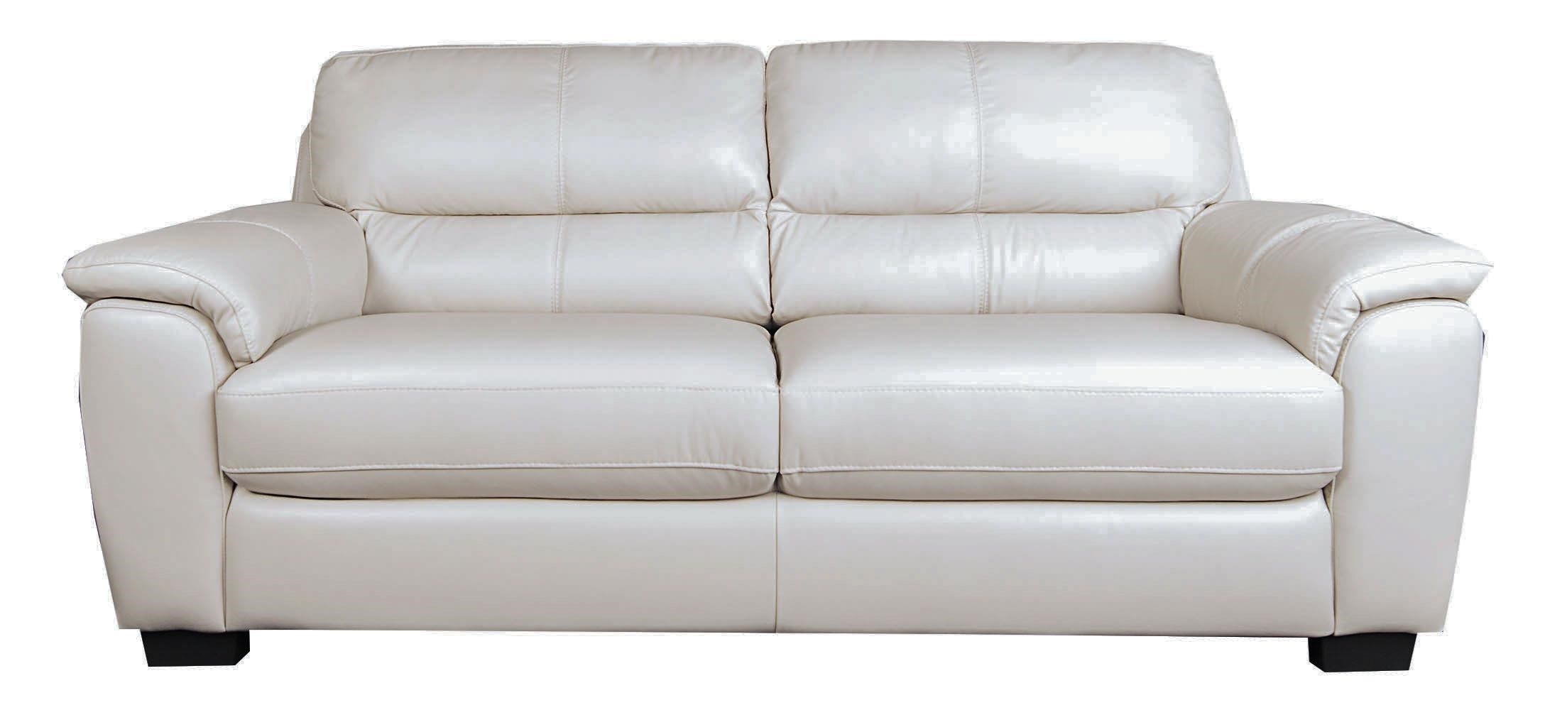 White Leather Couch Holt Contemporary 100 Leather Sofa By San Lorenzo At Morris Home