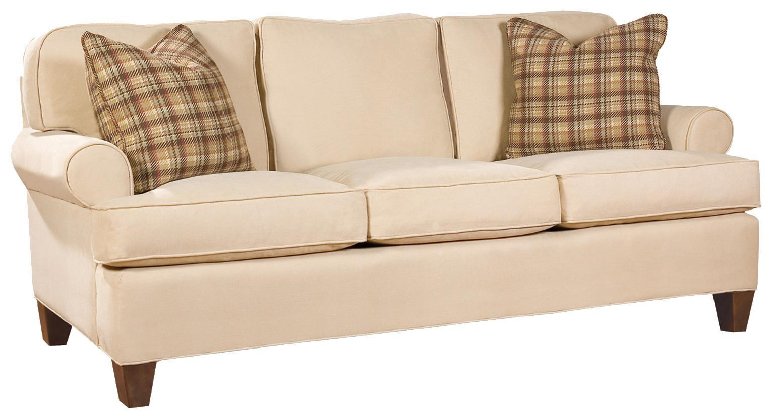 Huntington House Furniture Quality Huntington House 2041 2041 10 Customizable Stationary Sofa For