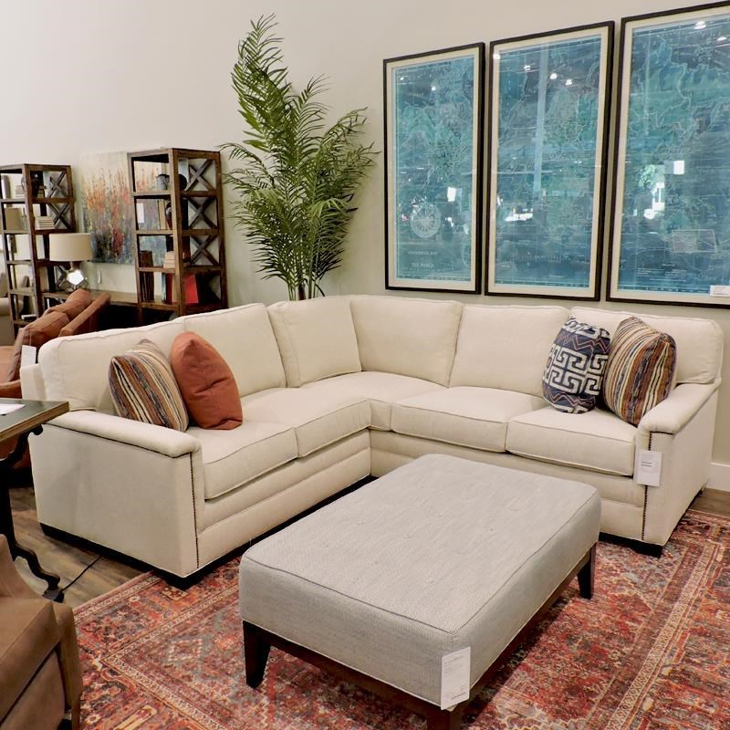 Huntington House Furniture Quality Huntington House 2062 Oasis Sectional Belfort Furniture