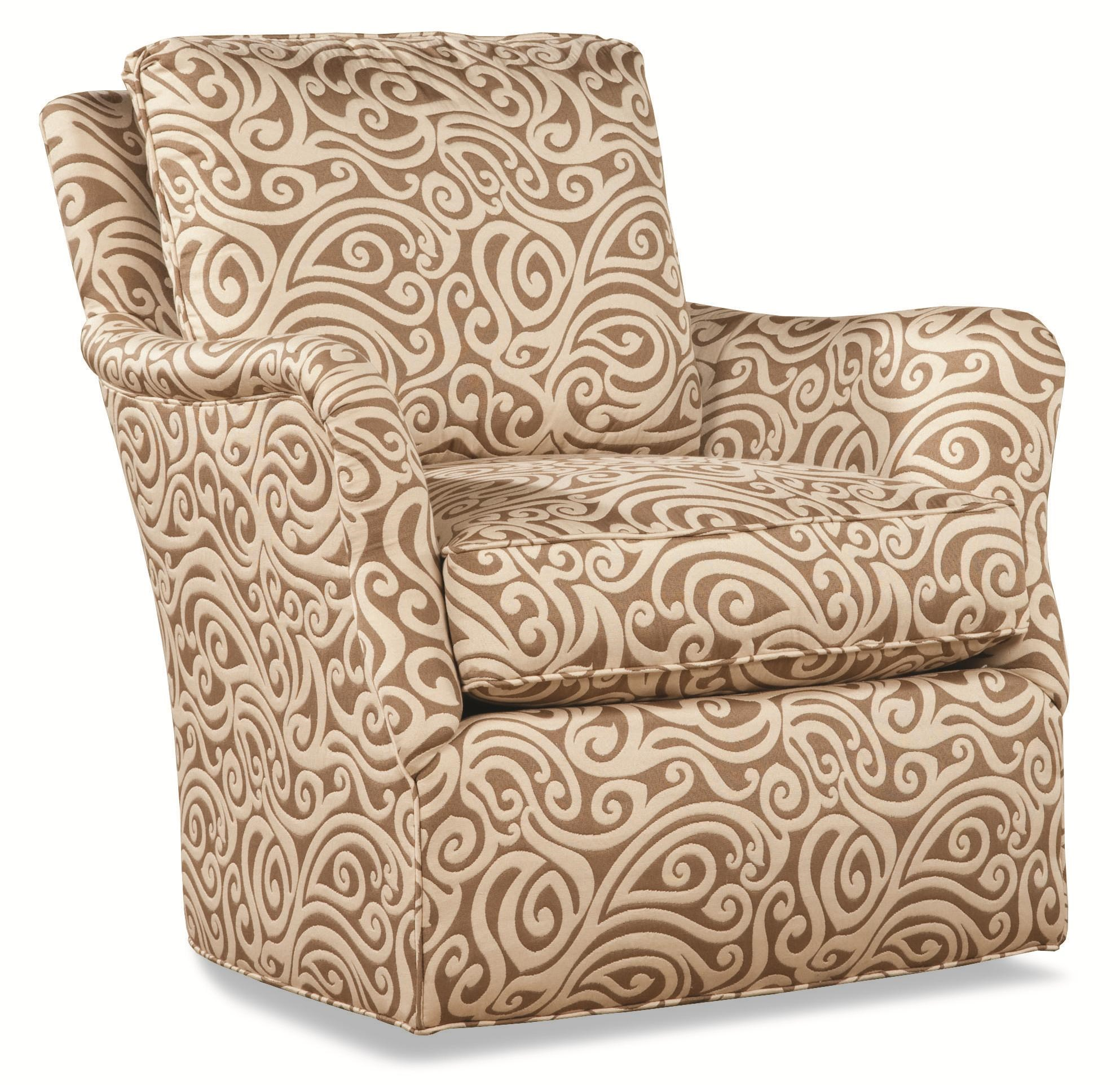 Huntington House Furniture Quality Huntington House 7195 7195 58 Swivel Glider With English Arms