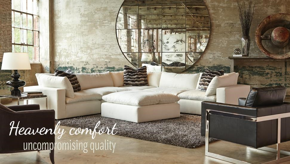 Huntington House Furniture Quality Huntington House Xavier Sectional Sofa Group With Track Arms And
