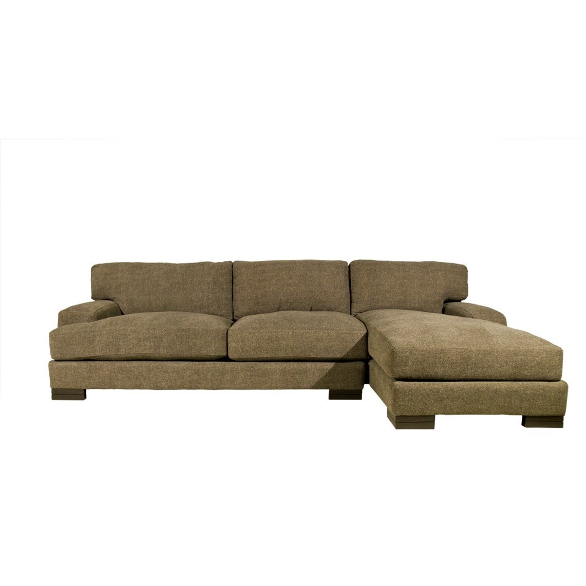 Chaise Darwin Jonathan Louis Burton Modern Sectional With Right Chaise Darvin