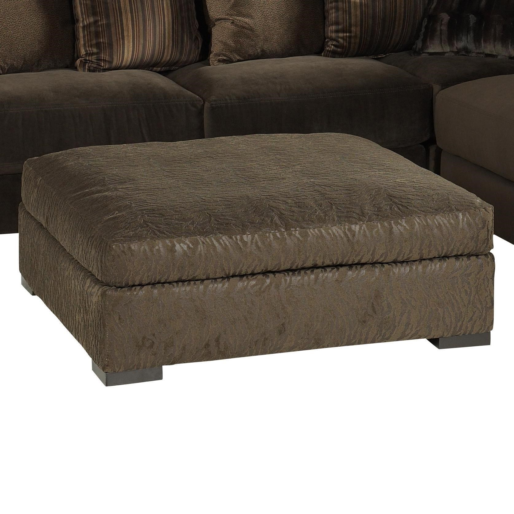 Ottoman Uses Jonathan Louis Carlin Rectangular Upholstered Ottoman Williams