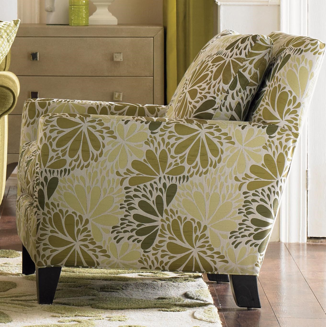 Accent Arm Chairs Selma Upholstered Accent Arm Chair By Jonathan Louis At Rooms And Rest