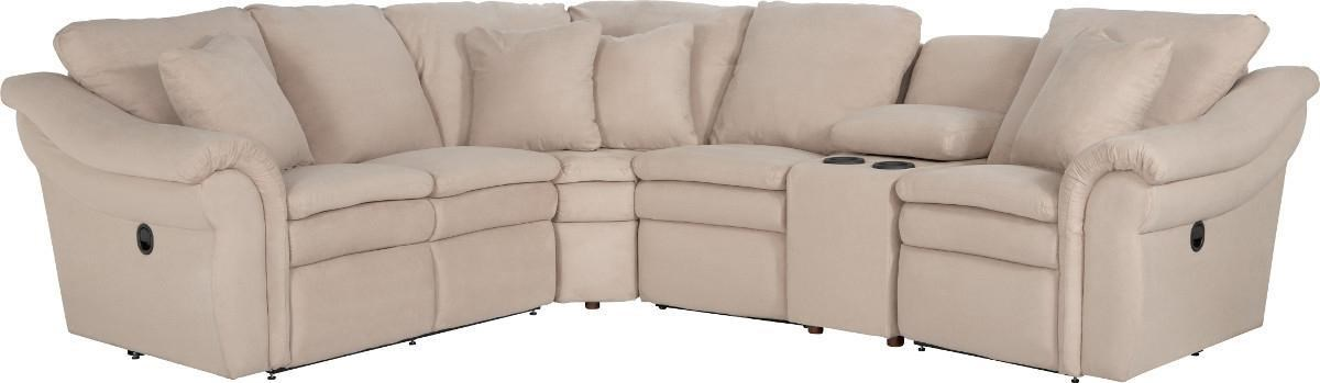 Sofa Take Home Today La Z Boy Devon 5 Pc Power Reclining Sectional Sofa With Cupholders