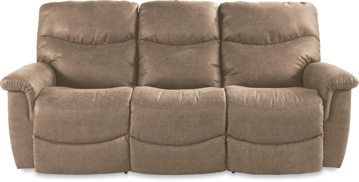 Leather Sofa La Z Boy James Casual Power La Z Time Full Reclining Sofa By La Z Boy At Pedigo Furniture