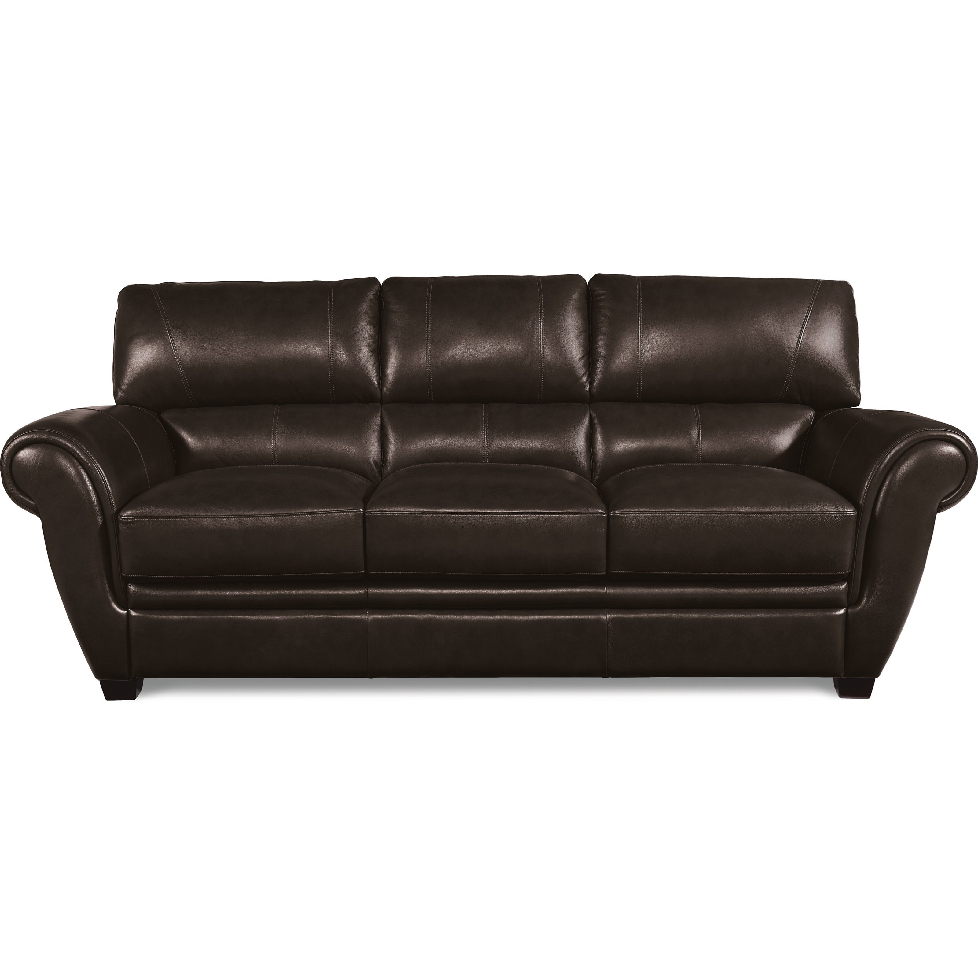 Leather Sofa La Z Boy La Z Boy Nitro Leather Match Sofa Lindy S Furniture Company Sofas