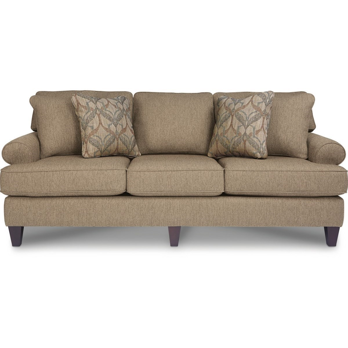 Dinner Sofa La Z Boy Porter Transitional Sofa With Premier Comfortcore