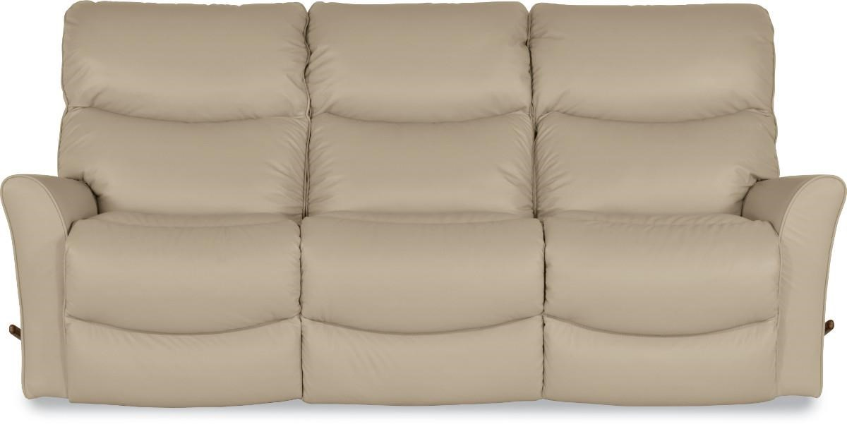 Leather Sofa La Z Boy La Z Boy Rowan Contemporary Reclina Way Full Reclining Sofa With