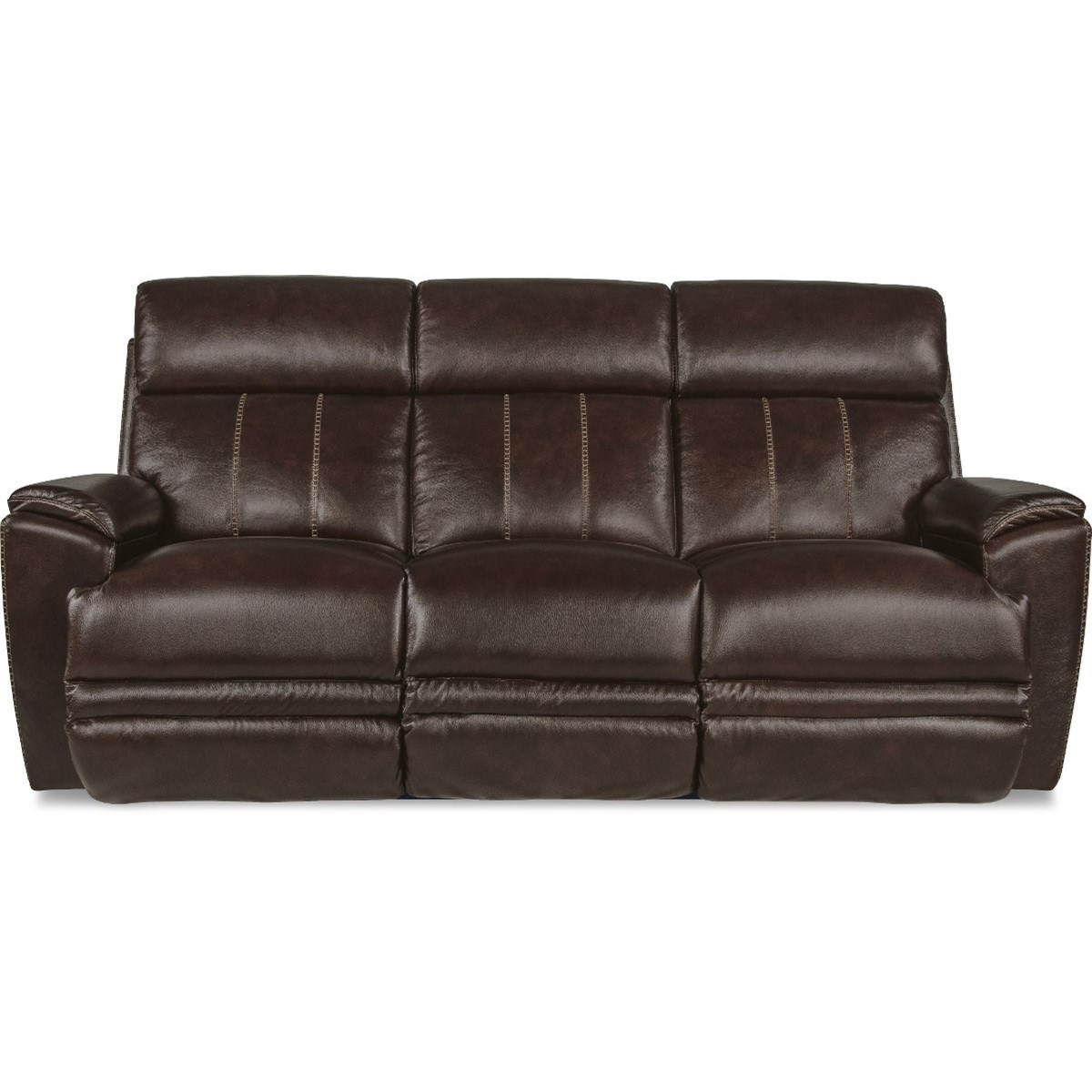 Leather Sofa La Z Boy Talladega Casual Reclining Sofa By La Z Boy At Conlin S Furniture