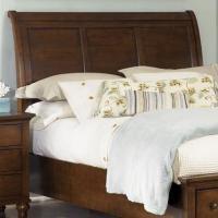Liberty Furniture Hamilton 341-BR22H King Sleigh Headboard ...