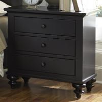 Liberty Furniture Hamilton III 441-BR61 3 Drawer Night ...