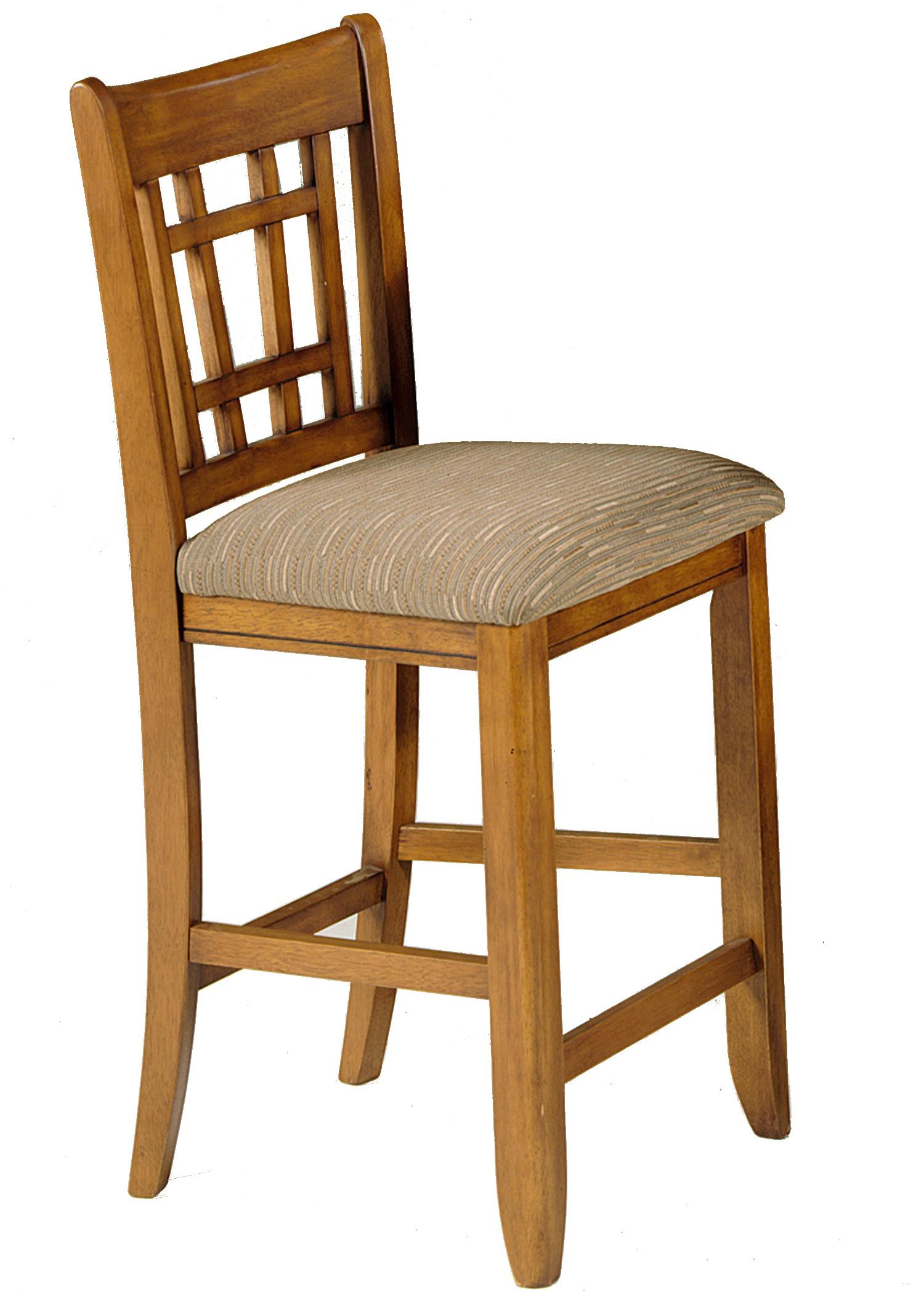 Bar Stool Chairs Santa Rosa 30 Inch Mission Bar Stool By Liberty Furniture At Furniture And Appliancemart