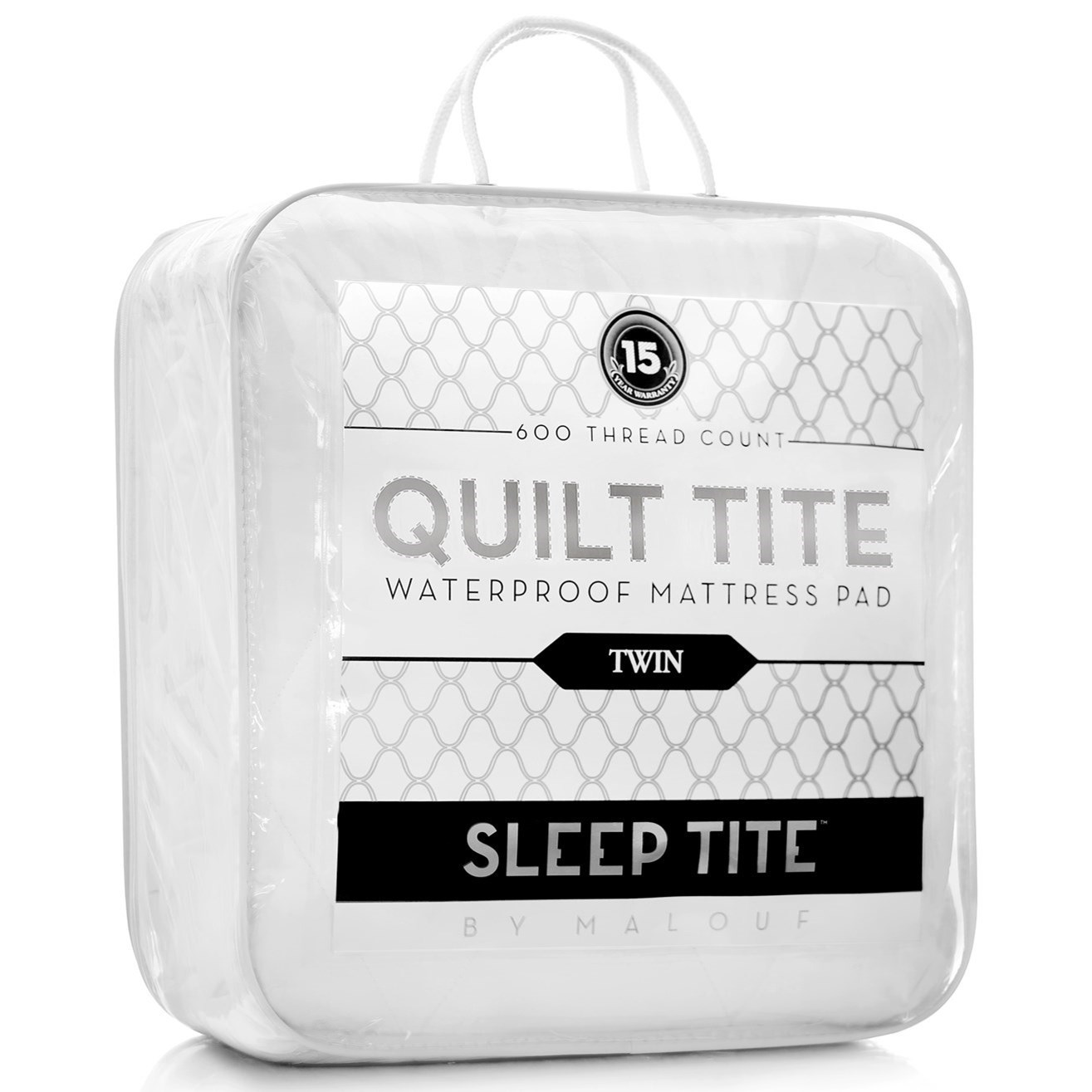 Malouf Sleep Tite Mattress Protector Quilt Tite Queen Quilt Tite Mattress Protector By Malouf At Rooms And Rest