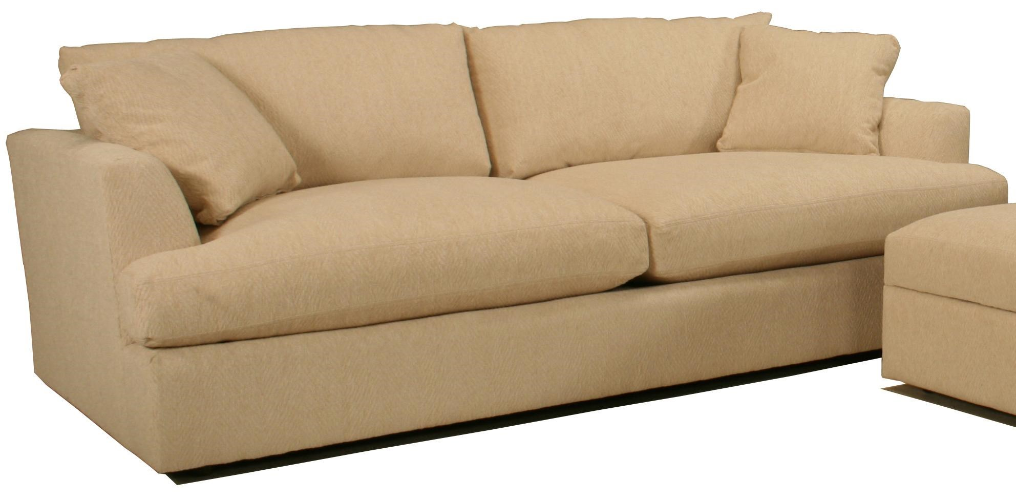 Oversized Couch Bemodern Cirrus Casual Contemporary Oversized Sofa Belfort
