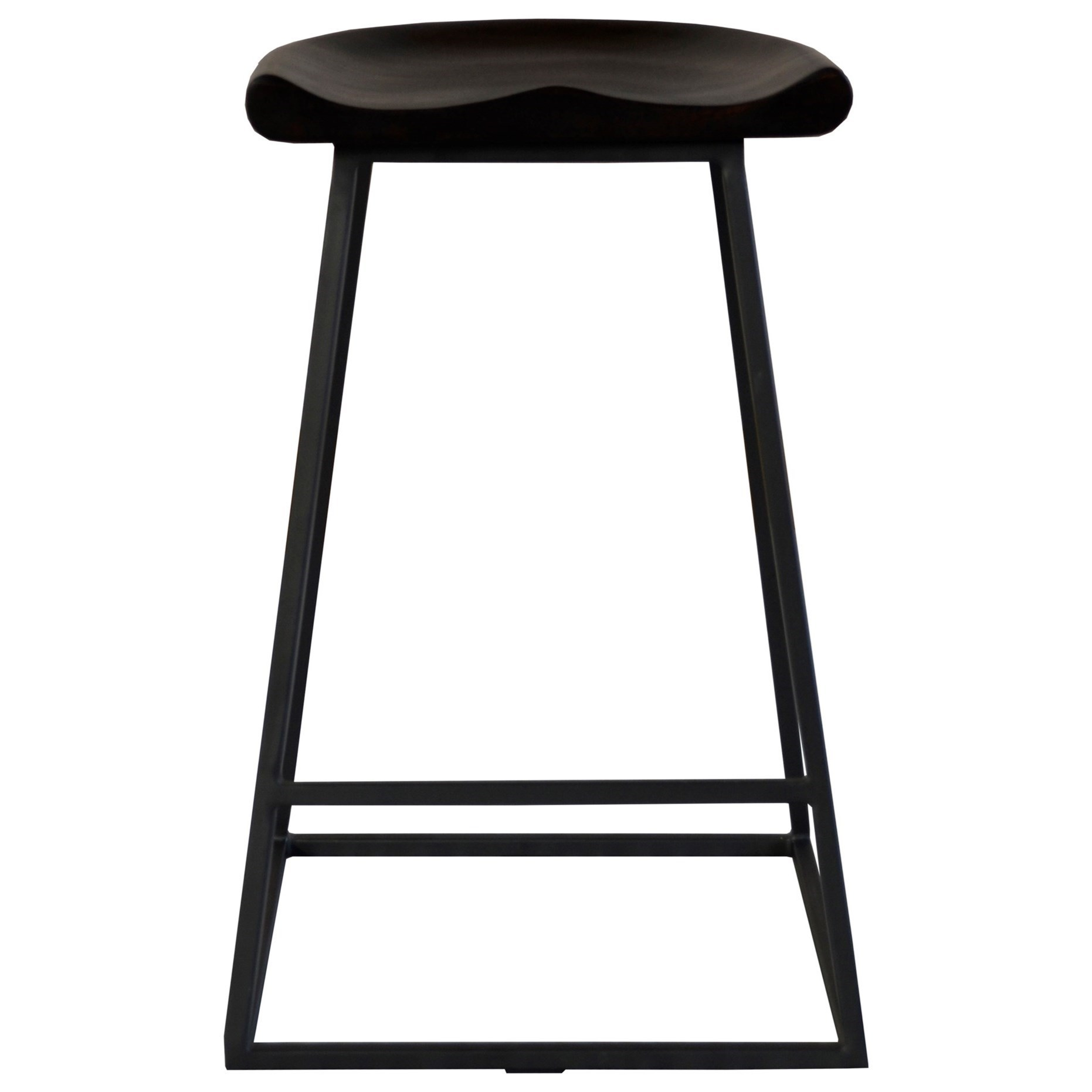Bar Stool Height Moe S Home Collection Jackman Contemporary Counter Height Stool